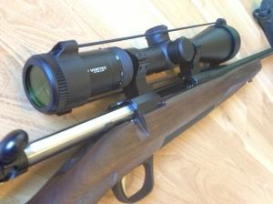 Browning, Browning firearms, Vortex, Vortex Optics, Vortex Viper, rifle, hunting, montana, deer, elk, 30.06