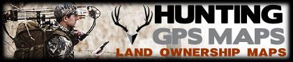 hunting gps maps, hunting, montana, huntinggpsmaps, gps